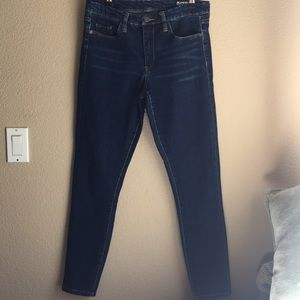 Blank NYC mid rise skinny jeans